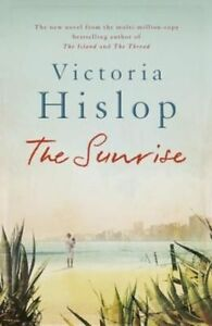034-AS-NEW-034-Hislop-Victoria-The-Sunrise-Hardcover-Book