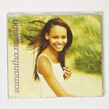 Samantha Mumba - Body II Body (CD Single, 2000 Wild Card) 3 Tracks + CDROM Video