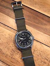 BULOVA orologio militare UHF 96B229