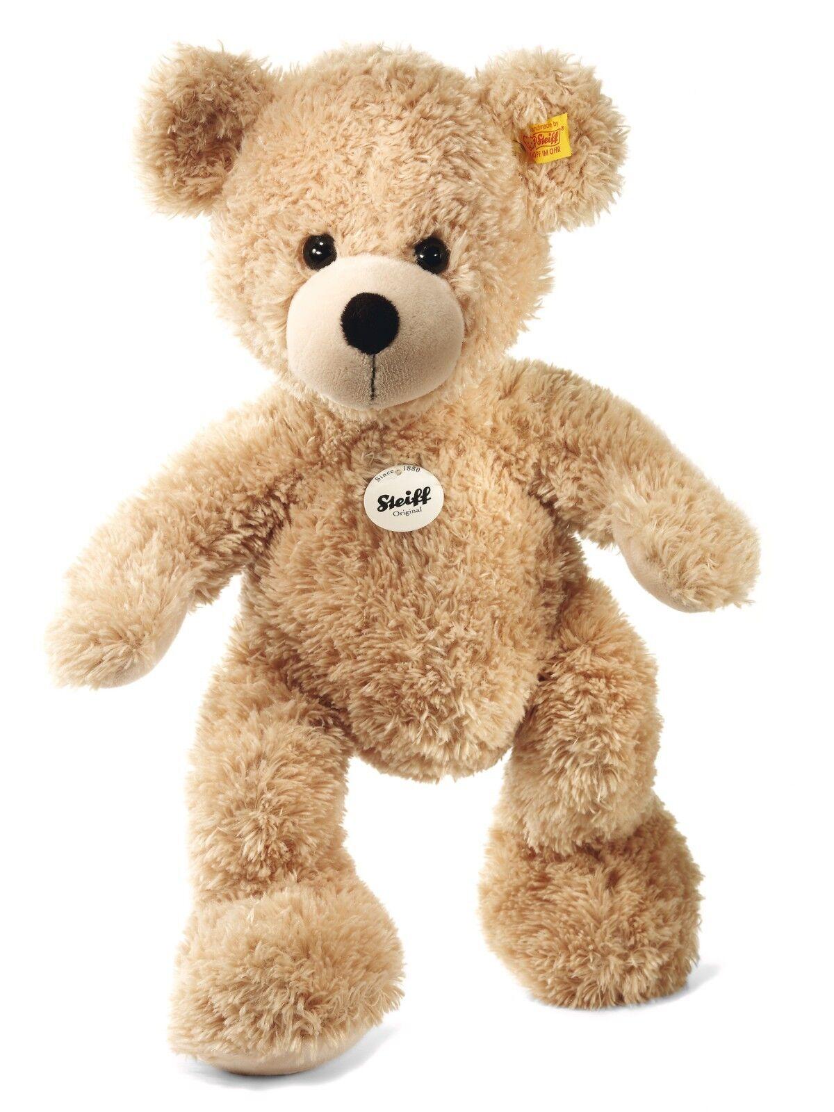 Steiff' Fynn 'waschbar kuscheligem Teddybär - 40cm - EAN 111679