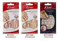 Kiss French Toenails (you Choose Style) - Short Length