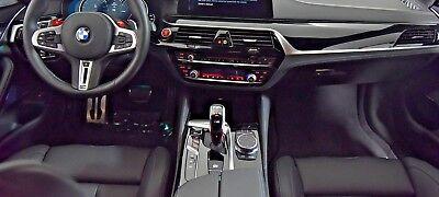 BMW OEM G30 G31 5 Series 2017+ Piano Black Wood Interior Trim Kit 4MLA  Brand New   eBay