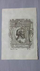 1772 lives VASARI: Portrait Girolamo Francesco Maria Mazzola Parmigianino (Parma)