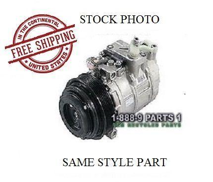 01 02 Hyundai Santa Fe 2.7L AC A//C Compressor   Stk # L317028