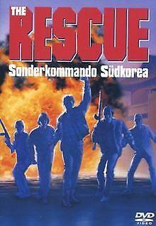 The Rescue - Sonderkommando Südkorea von Ferdinand F... | DVD | Zustand sehr gut