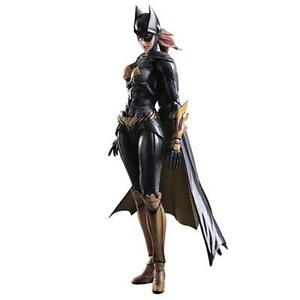 Officially-Licensed-Arkham-Knight-Batgirl-Play-Arts-Kai-Action-Figure