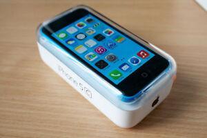 Oggetto-nuovo-Apple-iPhone-5c-32GB-blu-sbloccato-A1507-GSM