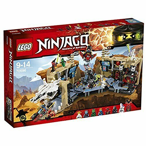 Lego ® 70596 Ninjago Samurai X höhlenchaos nuevo embalaje original New Sealed