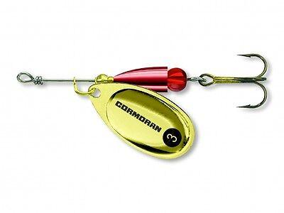 Cormoran Bullet Classic Spinner Gold Gr. 2 4g 50-42012 TOP/NEU