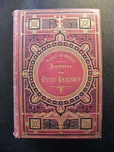 Aventures-d-039-un-petit-parisien-Alfred-de-Brehat-Collection-J-Hetzel