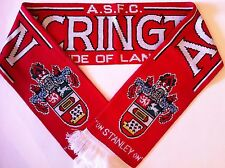 ACCRINGTON STANLEY Football Scarve NEW from Superior Acrylic Yarns