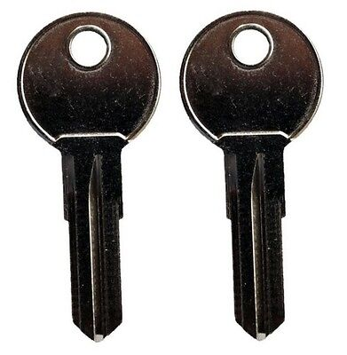 Ilco Sears XCargo Luggage Roof Replacement Keys Cut to Lock//Key Numbers from 2802 to 2850 Two Keys 2824
