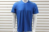 Men's Marmot Belmont Short Sleeve Tee Cobalt Blue Brand With Tags