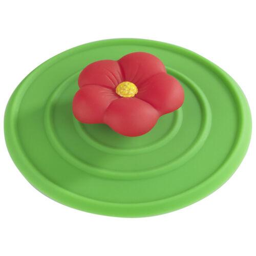 Wenko Abfluss-STOP Blume für alle Standardwannen, Wasch- und Spülbecken