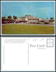 WASHINGTON-DC-Postcard-Washington-National-Airport-M30