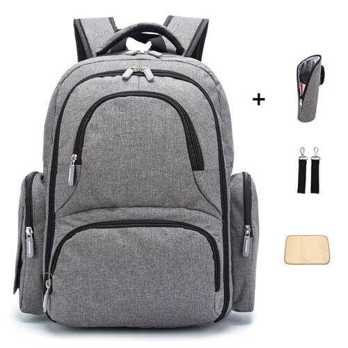 Sac à langer bébé couche-culotte sac à dos multifonctionnel sacs de voyage ME G