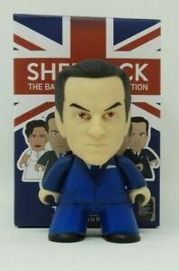 """Titans Sherlock Baker Street Collection JOHN WATSON 3/"""" Vinyl Figure"""