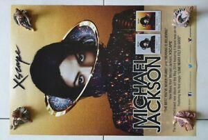 Michael-Jackson-Xscape-Original-poster-for-Sale