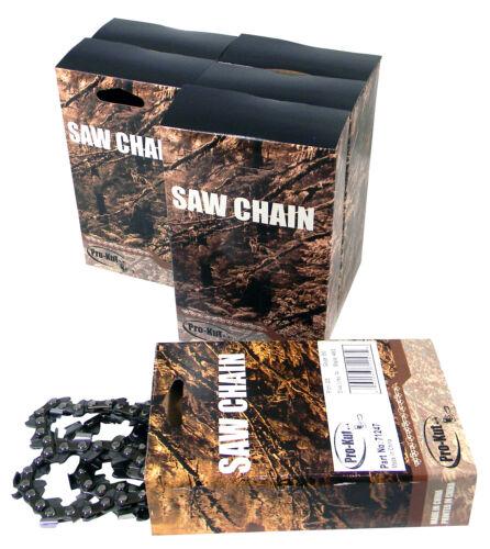 "6 Pack Reg 14/"" Chainsaw Chain 3//8LP.050x 50DL Pro-Kut Fits many 14/"" Stihl saws"