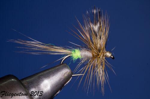 Fliegentom 3 Stück Female Adams Trockenfliege