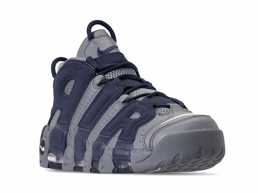 NIKE AIR MORE UPTEMPO '96    HOYAS  MEN'S US SIZE 8 STYLE f53246