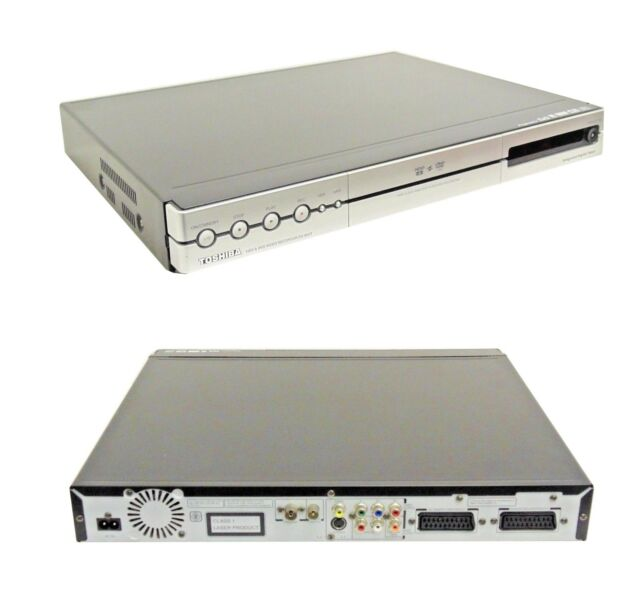 Toshiba RD85DT 160GB HDD DVD Recorder Freeview HDMI R-D85DT HDMI DivX DVB PVR