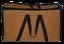 縮圖 11 - Noir Mango Bois Bolt-Tuned Clé Sac Rembourré Dholak Tambour Instrument Avec Étui
