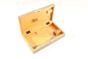 Old-Box-Wood-Transport-Chest-Storage-Measuring-Tool-Gauge-Case-Tool-Locking