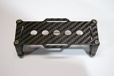 2.5MM CARBON FIBER BATTERY TRAY 1 SET FOR CINESTAR / W2 DSLR CAMERA GIMBAL