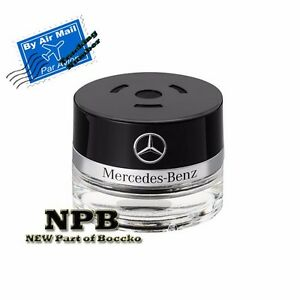 Oem mercedes benz empty flacon perfume air balance for Mercedes benz cologne review