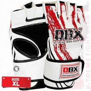 MMA Grapplng Gloves XXL