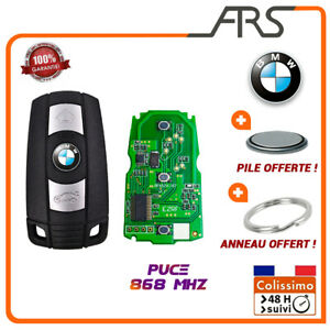 COQUE-Cle-BMW-E90-E60-E61-E63-E64-E87-X5-X6-Z4-SERIE-1-3-5-6-7-circuit-868MHZ