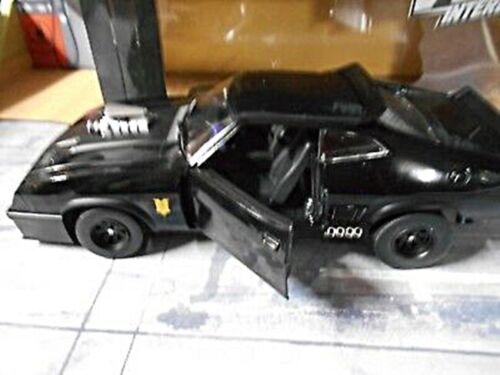 FORD Falcon XB Interceptor Mad Max TV Movie Tuned Version black Greenlight 1:18