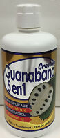 Graviola Guanabana 5 En 1 Liquido Soursop Liquid 32oz Free Shipping
