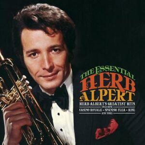 Herb-Alpert-Essential-Herb-Alpert-New-CD-UK-Import