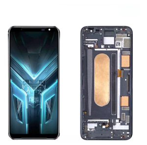 OEM For ASUS ROG Phone 3 ZS661KS ZS661KL LCD Display Touch Digitizer with Frame