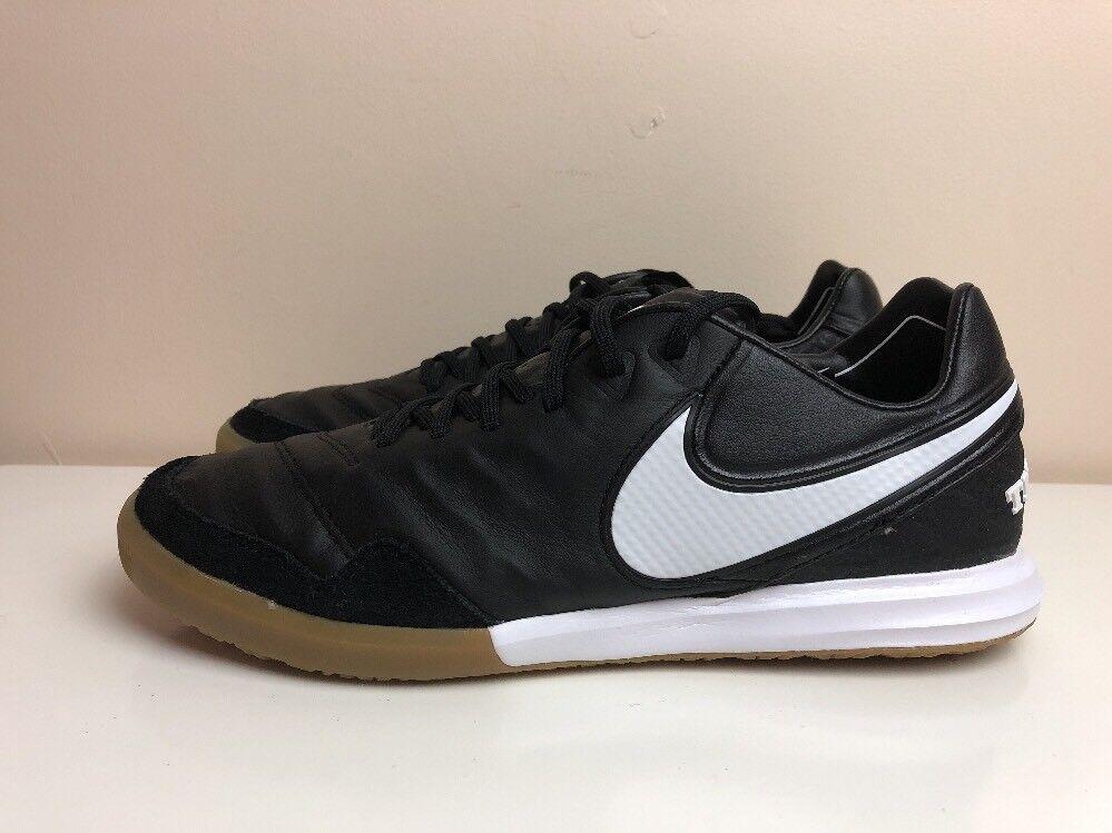 Nike tiempox Mauricio Augusto  Ic Indoor Fútbol Negro blancoo Reino Unido 6 EUR 40 843961 009