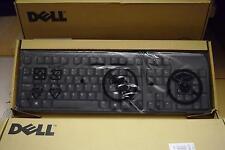 NEW BOXED DELL DESKTOP PC SERVER USB EXTERNAL SPANISH SLIM KEYBOARD DJ571 incVAT