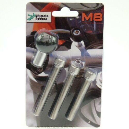 6inch Pantalla Impermeable GPS Satnav motocicleta M8 manillar de montaje