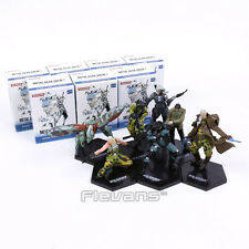 METAL GEAR SOLID 2: SONS OF LIBERTY - MGS2 - SET 7 FIGURAS / 7 FIGURES SET