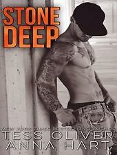 Stone Brothers: Stone Deep 3 by Tess Oliver and Anna Hart (2015, MP3 CD, Unabri…