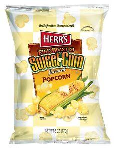 Herr-039-s-Fire-Roasted-Sweet-Corn-Popcorn-6-Ounce-Pack-of-9