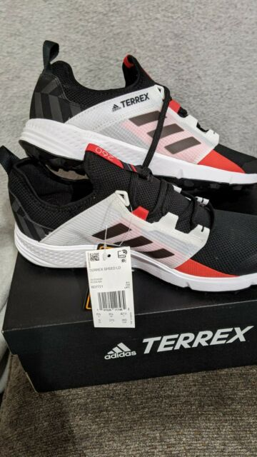 Adidas Mens Terrex Speed LD Outdoor Trail Sneakers Size 9