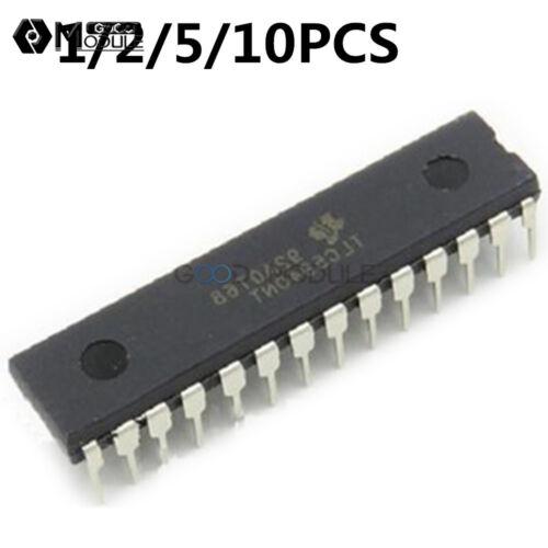 1//2//5//10PCS IC LED DRIVER PWM CONTROL 28-DIP TLC5940 TLC5940NT