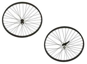 "26/"" x 1.75/"" Alloy Coaster Wheel 14G Black rear wheel cruiser bike 292618"