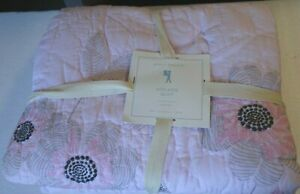 Pottery Barn Kids Adelaide Floral Twin Quilt New Ebay