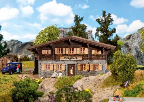 Faller H0  130326  Bergwachthütte #NEU in OVP##
