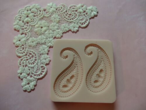 Fatmagul/'s Brooch silicone mold fondant cake decorating APPROVED FOR FOOD