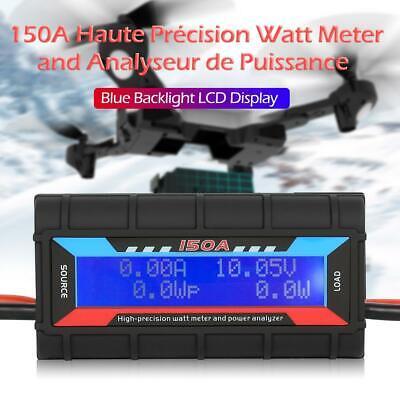 4.8V~60V 130A High Precision Watt Meter Voltage Amp Meter Power Analyzer with LCD Backlight. Digital Multimeter