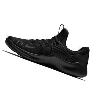 nike men black sneakers